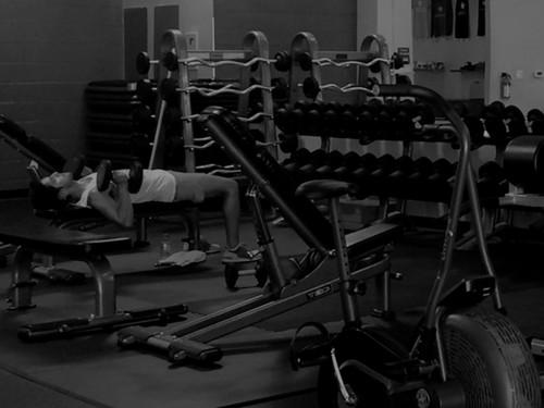 gym cover