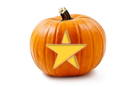 Fitness Rangers Pumpkin Carving Stencils