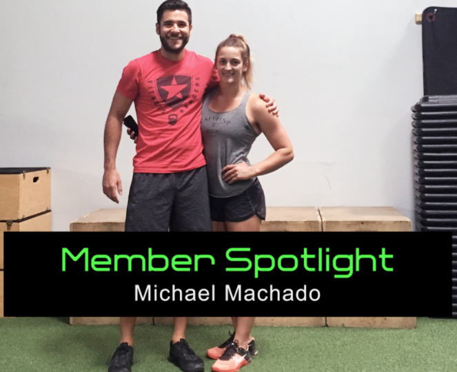 Member Spotlight: Michael Machado