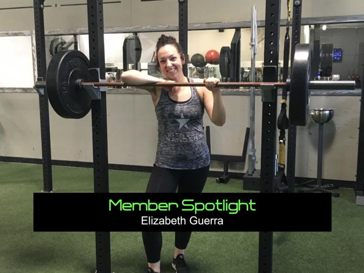 Member Spotlight: Elizabeth Guerra