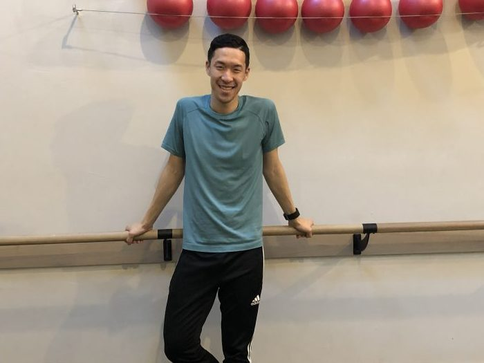 Trainer Spotlight – Brian Luu